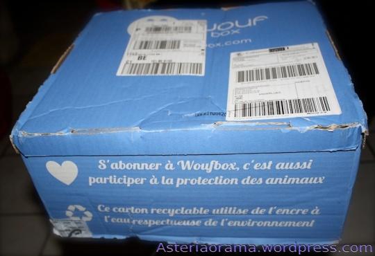 La Woufbox (d'Avril) - Une très chouette box pour vous et votre chien*