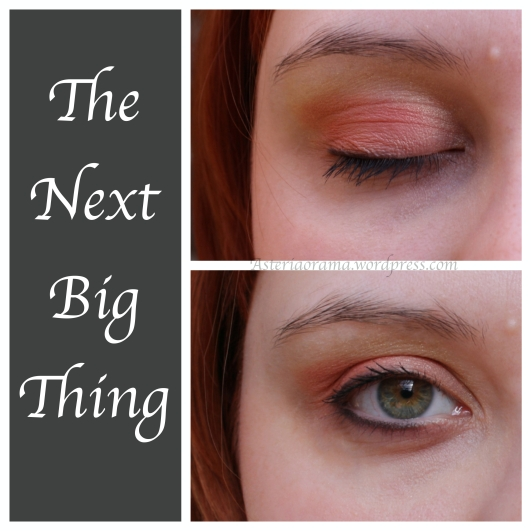 Make up The Next Big Thing