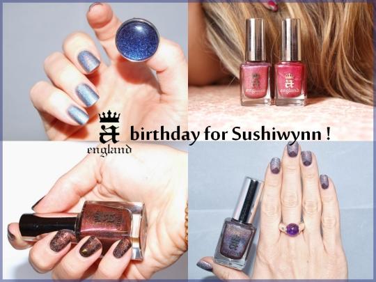 anniversaire Sushiwynn