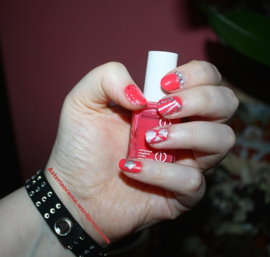 Cute as a button Essie Skilette Mix & Match