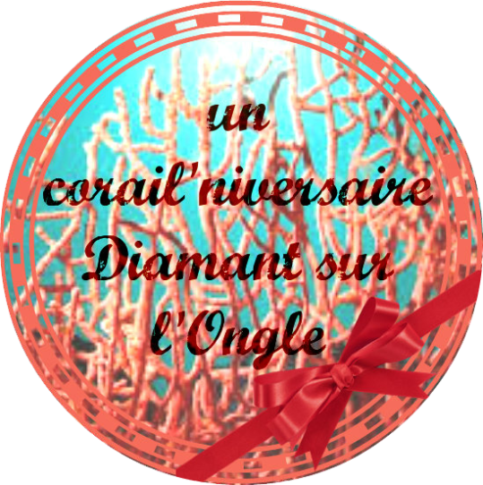logo corail niversaire