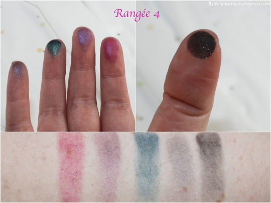 Swatch palette Everything Nice - Too Faced