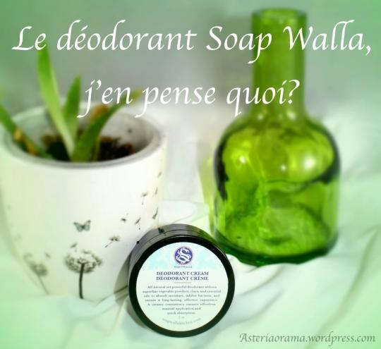 déodorant soap walla