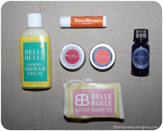 BelleBulle goodie bag