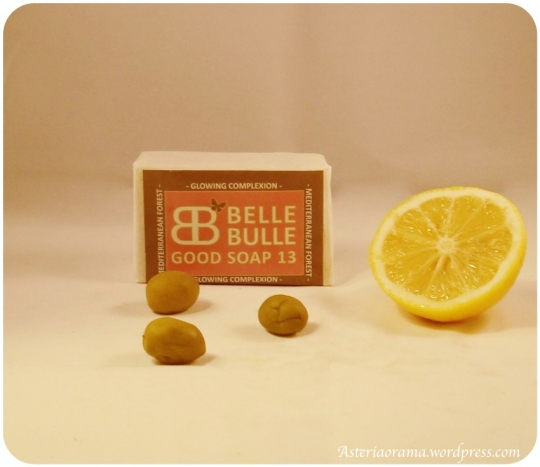 BelleBulle Savon good soap 13